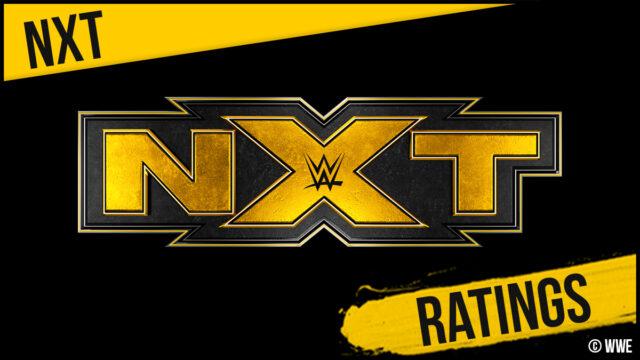 Clasificación de WWE NXT # 585 en USA Network al 25 de mayo de 2021