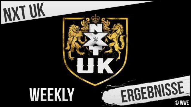 """Resultados e informe de WWE """"NXT: UK # 147"""" del 27 de mayo de 2021 (incluidos videos destacados y votaciones)"""