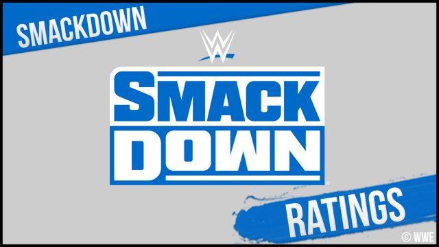 WWE Friday Night SmackDown # 1135 Calificación de FOX vom 21.05.2021