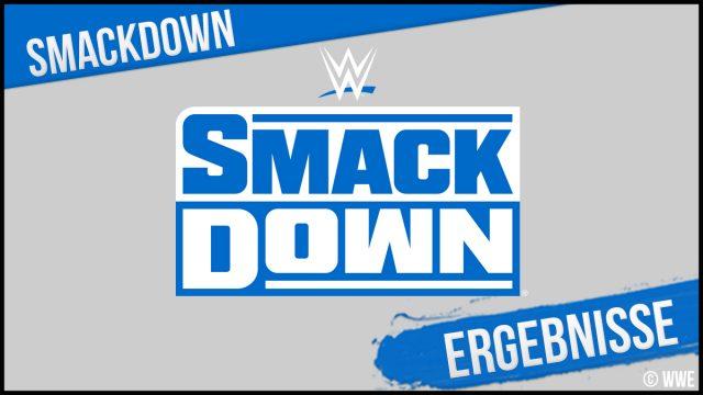 WWE Friday Night SmackDown # 1135 Resultados e informe de Tampa, Florida, EE. UU. Del 21 de mayo de 2021 (incluidos videos y votación)