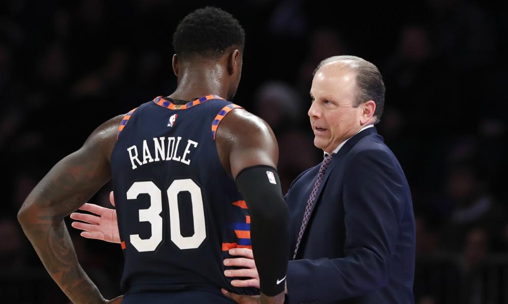 ¿Ahora que?  Knicks de Nueva York    Iniciados del baloncesto