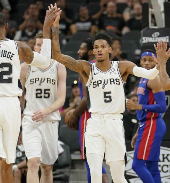 ¿Ahora que?  - San Antonio Spurs |  Iniciados del baloncesto