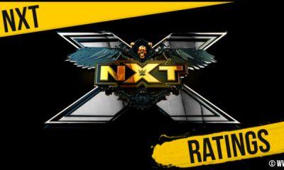 Clasificación # 586 y # 587 de WWE NXT en USA Network desde el 1 de junio.  y 08.06.2021