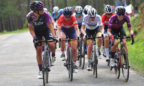 El Tour de Francia femenino será patrocinado por Zwift con un contrato de cuatro años
