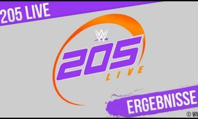 Resultados de WWE 205 Live # 235 + informe del 11/06/2021 (incluye vídeos y votaciones)