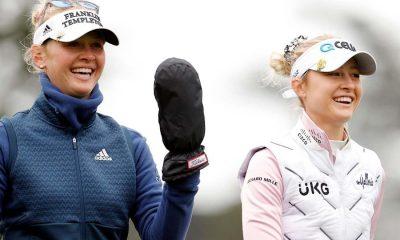 Nelly y Jessica en el US Open 20201 en Olympic Club
