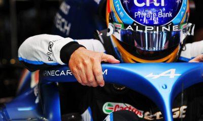 Alonso se siente en su mejor momento antes del cumpleaños histórico