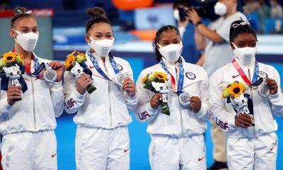 Gimnasia  Juegos Olímpicos: Simone Biles: tengo que concentrarme en mi salud mental
