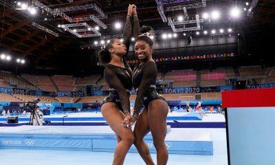 Gimnasia  Juegos Olímpicos: el juez retrasa la sentencia de prisión de la madre de Jordan Chiles para verla ganar la plata