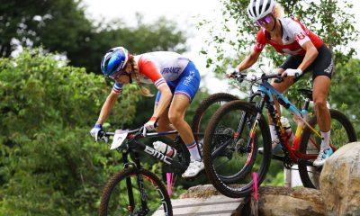 Neff condena el 'estúpido movimiento' de Ferrand-Prévot en la carrera de bicicletas de montaña de los Juegos Olímpicos de Tokio