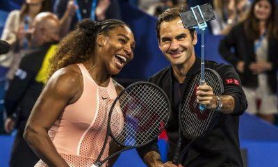PV Sindhu elogió a Roger Federer y Serena Williams