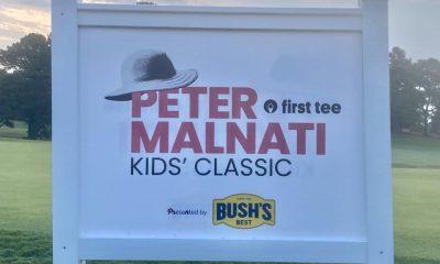 Peter Malnati habla sobre la celebración del Kids 'Classic en Fox Den