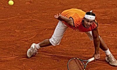 Rafael Nadal antes de su primer Roland Garros: 'me estoy preparando'