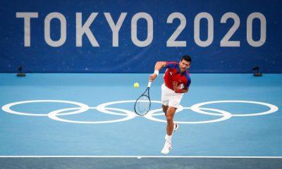 Novak Djokovic: 'Realmente no usé mucho mi teléfono y simplemente ...'