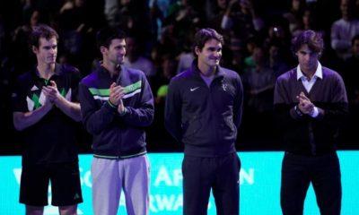 'Soy un tipo afortunado por aprender de Roger Federer, Nadal, Djokovic', dice el as de la ATP
