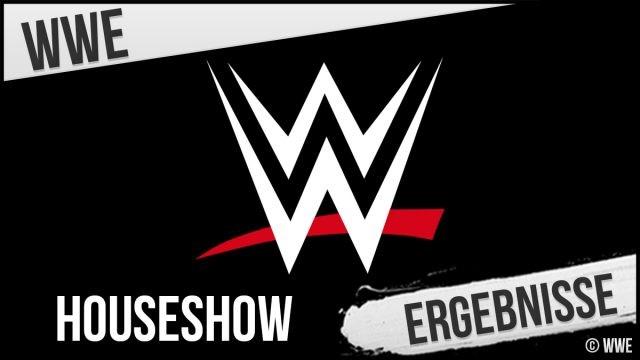 WWE Houseshow es el resultado de Pittsburgh, Pennsylvania y Louisville, Kentucky a partir del 24 de julio.  y 25.07.2021
