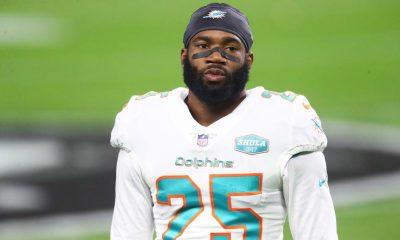 Xavien Howard: CB de Miami solicita canje, asiste a campo de entrenamiento para evitar multa