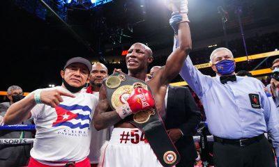 Yordenis Ugas inflige octava derrota a la leyenda del boxeo Manny Pacquiao