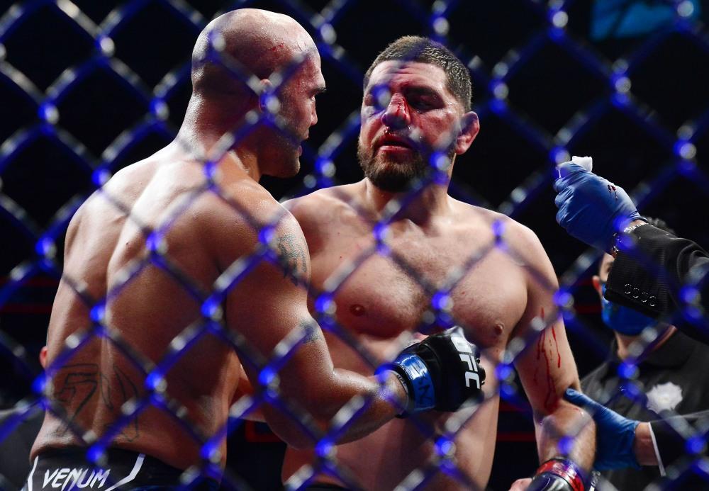 ¿Alguna vez necesitamos ver a Nick Díaz pelear de nuevo?