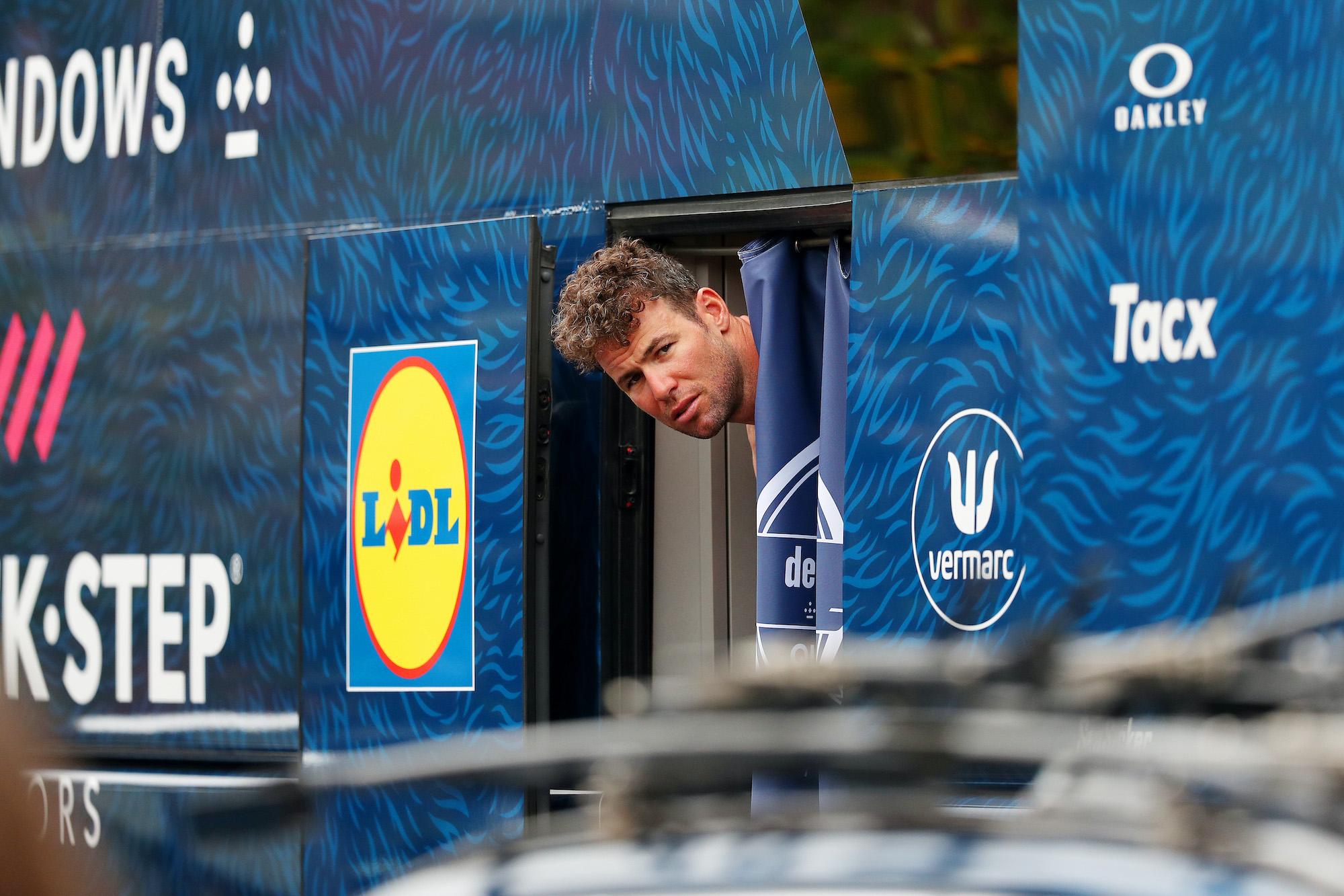 '¿Debería correr el riesgo?': Patrick Lefevere favorece a Fabio Jakobsen sobre Mark Cavendish para el Tour de Francia 2022, mientras continúan las negociaciones del contrato