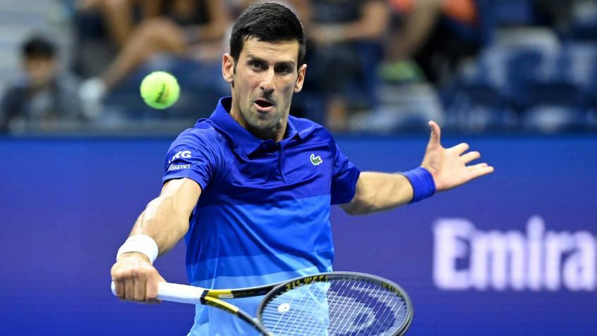 ¿Volverá Djokovic en 2022 como Federer y Nadal?