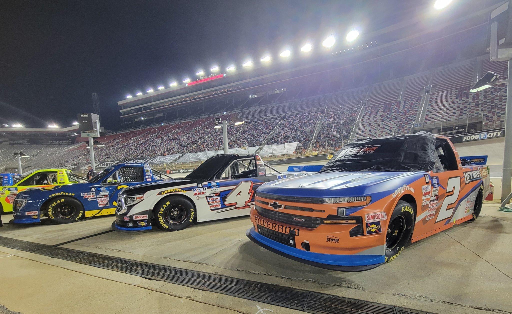 16 de septiembre de 2021 (NASCAR Truck Series) -Carreras