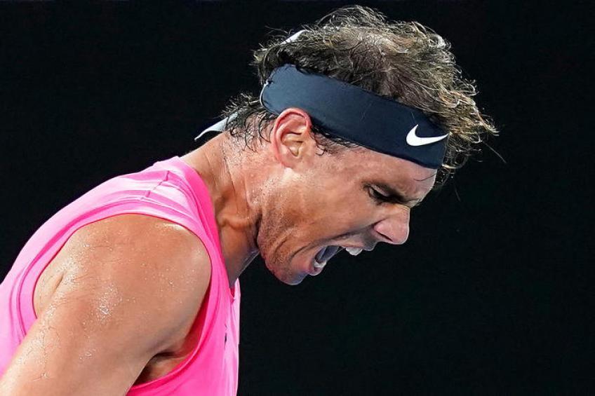 Rafael Nadal: 'Aceptar la derrota sin decir nada sería ...'