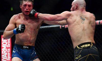 """Alexander Volkanovski feliz de dejar a los fanáticos alborotados """"después de UFC 266"""