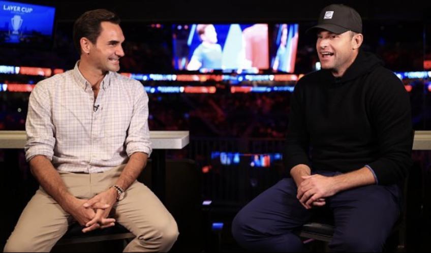 Andy Roddick se 'pregunta' ¿y si la Laver Cup hubiera existido hace 20-25 años?