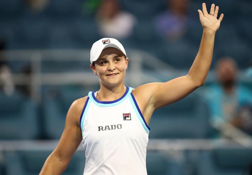 Ashleigh Barty podría saltarse las Finales de la WTA en México por una ubicación y condiciones ridículas
