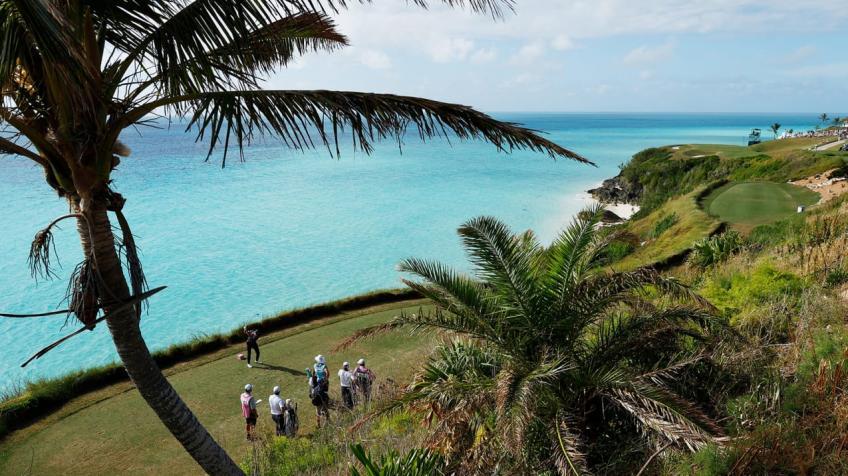 Butterfield, patrocinador del evento en Bermudas