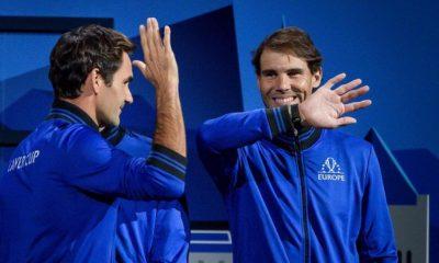 Roger Federer: 'Creo que fue el héroe para muchos de nosotros'