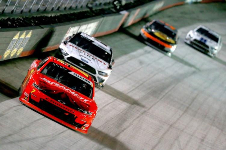 NASCAR Xfinity DFS Bristol