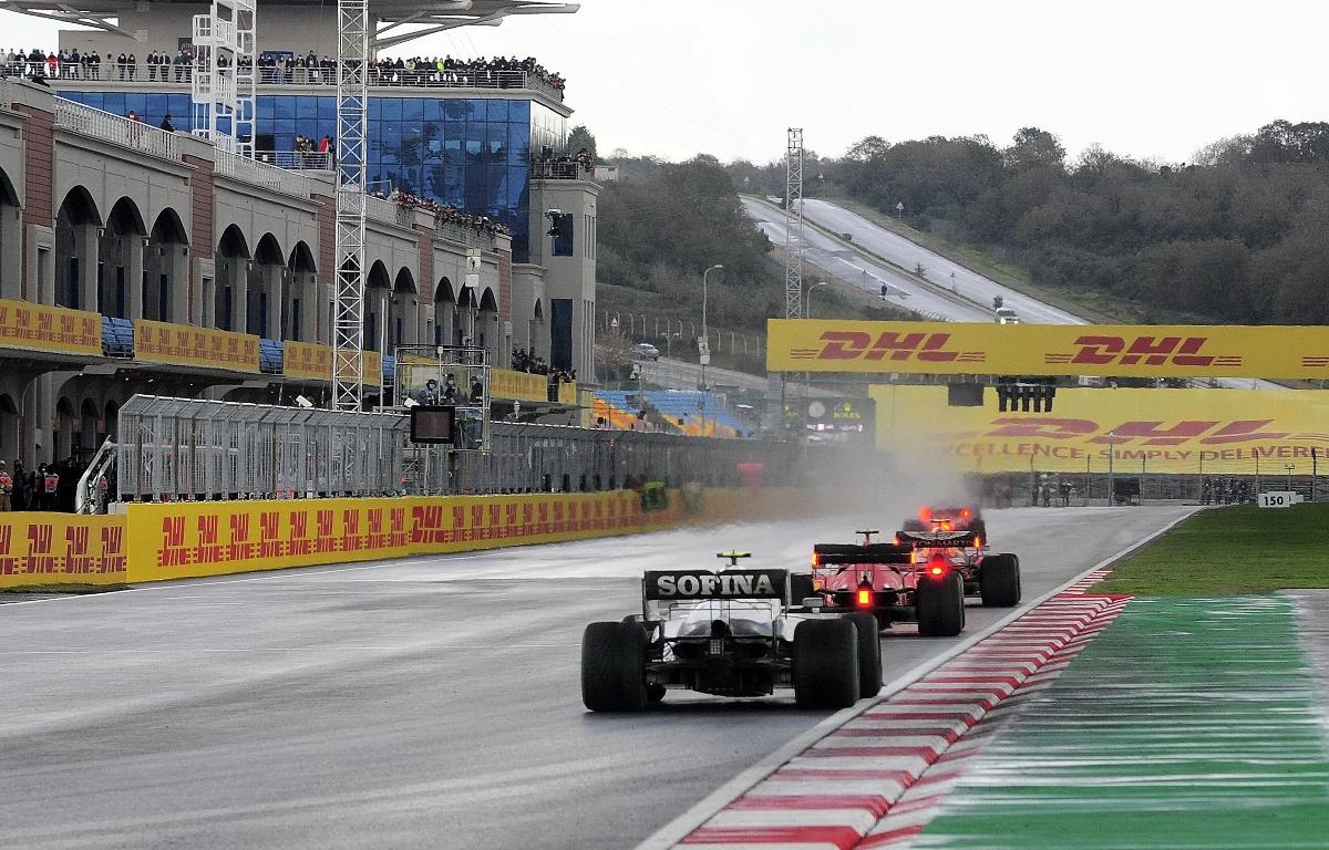 El GP de Turquía recibe un impulso al sacar la nación de la lista roja