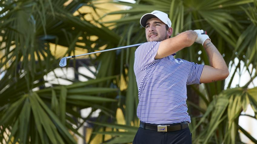 """Tommaso Zorzetto: """"El golf en Italia está creciendo"""""""