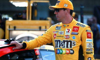 Kyle Busch - piloto de NASCAR