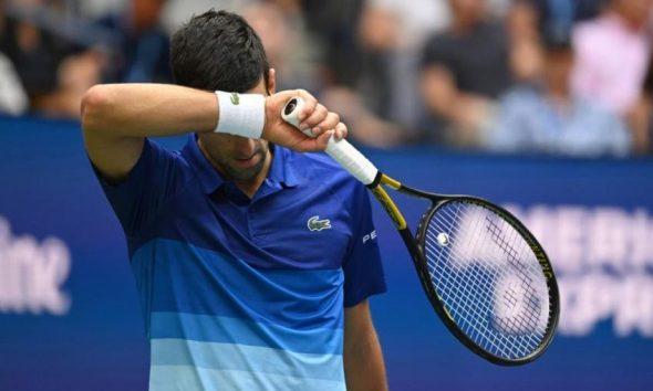 'En algún momento fue demasiado, incluso para Novak Djokovic', dice la ex estrella