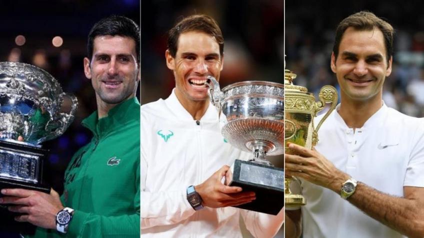 'Es hora de patear a Roger Federer, Nadal, Djokovic y dejar ...', dice el as de la ATP