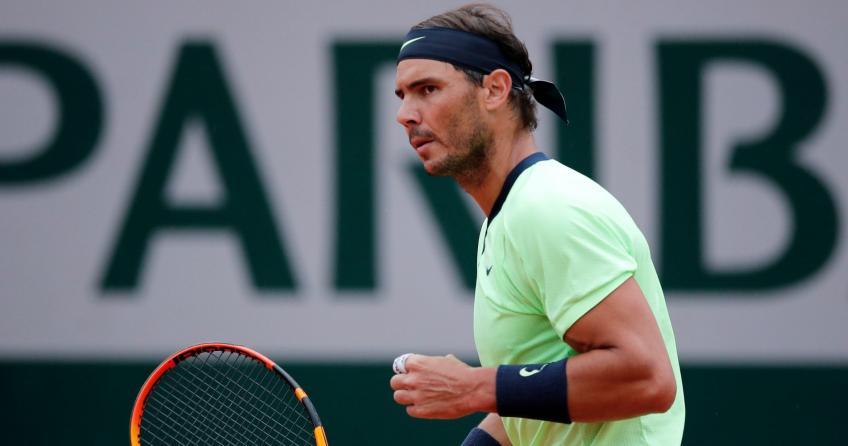 'Es una forma diferente en la que Rafael Nadal ...', dice la joven estrella de la ATP