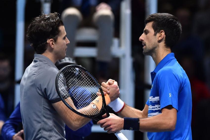 Dominic Thiem: espero que Novak Djokovic sea tan fuerte como siempre en 2022