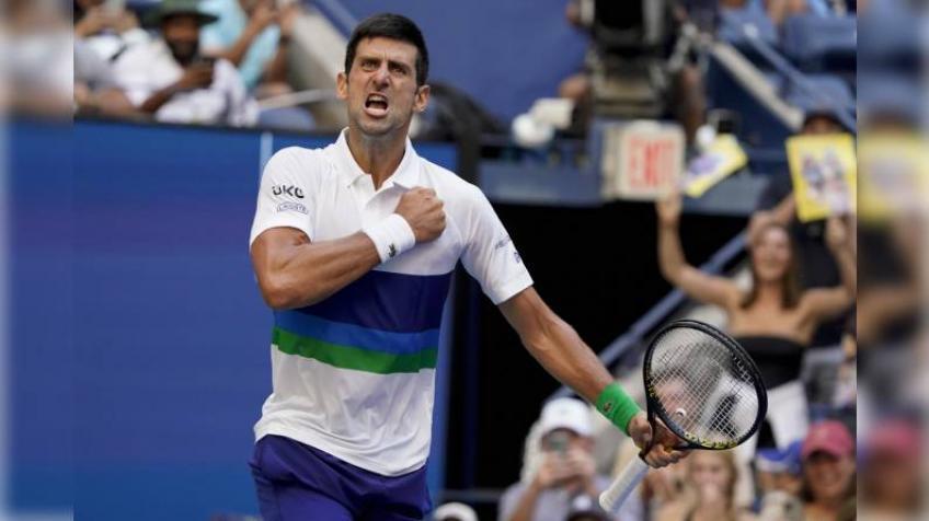 'Esto es lo que le pasó a Novak Djokovic en la final del domingo', dice el técnico