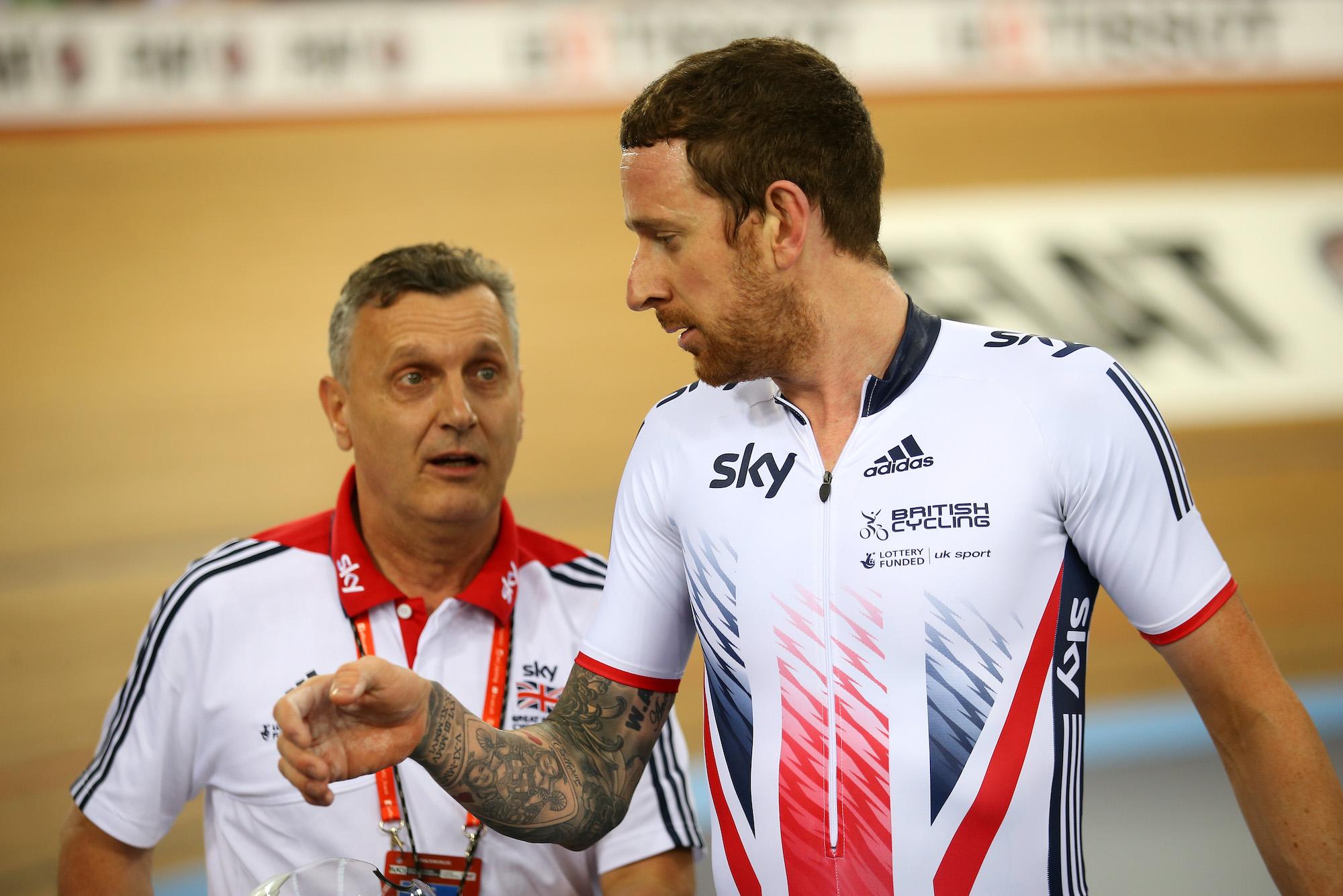 'Fue uno de los primeros entrenadores en creer en mi potencial': Fallece Heiko Salzwedel, ex entrenador olímpico de ciclismo británico
