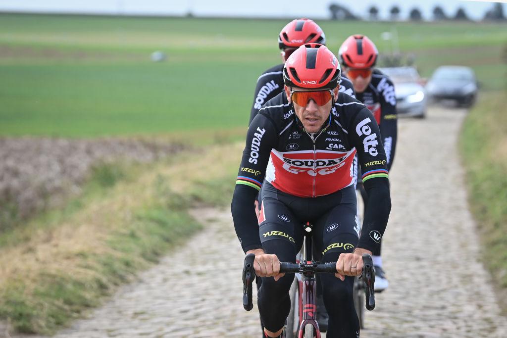 Gilbert: no soy el favorito en Paris-Roubaix