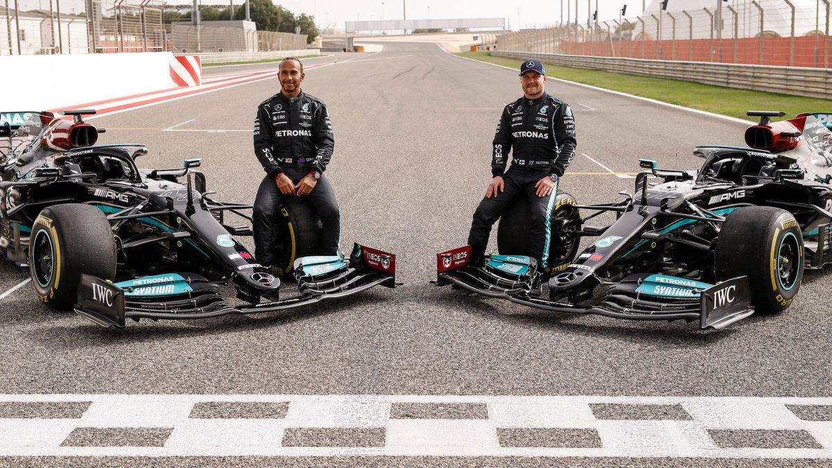 Hamilton revela por que la relación con Bottas es 'única'