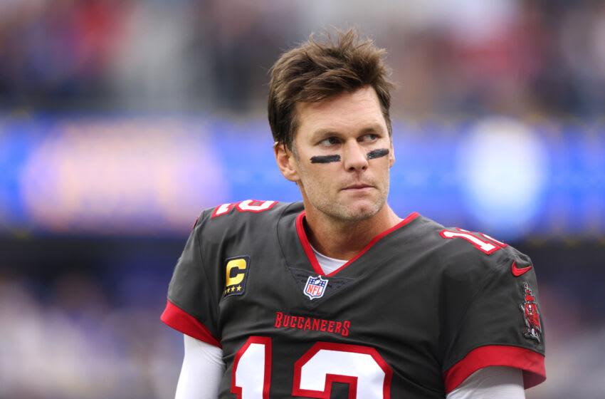 Tom Brady Tampa Bay Buccaneers (Foto de Harry How / Getty Images)