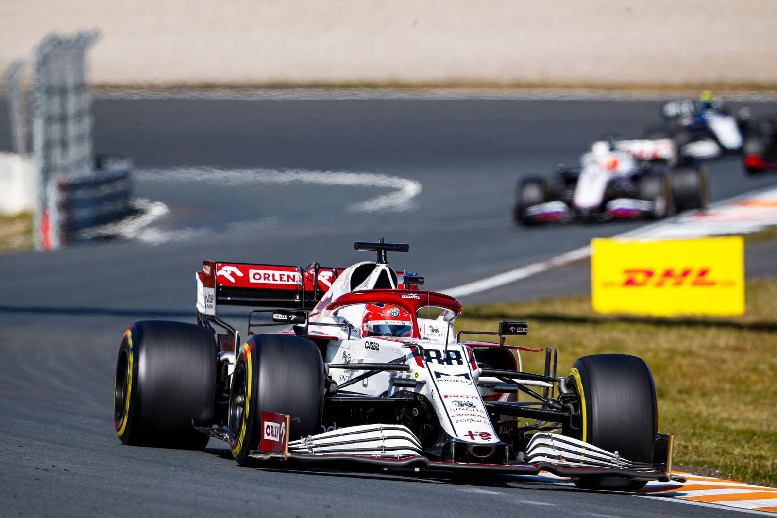 Kubica 'se fue a casa satisfecho' después del regreso del GP de Holanda F1