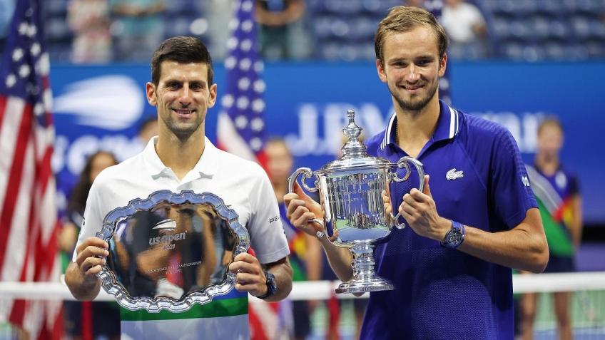 Gilles Cervara: la historia del tenis en línea no afectó la preparación de Daniil Medvedev