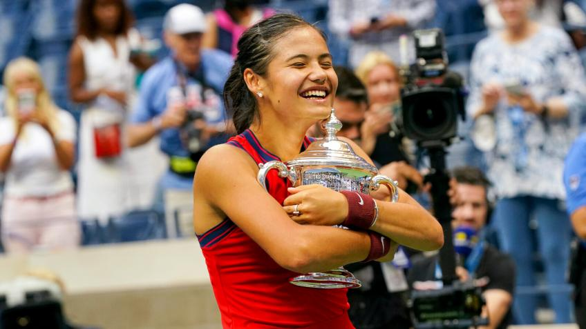 Dominic Thiem: la victoria de Emma Raducanu en el US Open es uno de los mayores logros de la historia