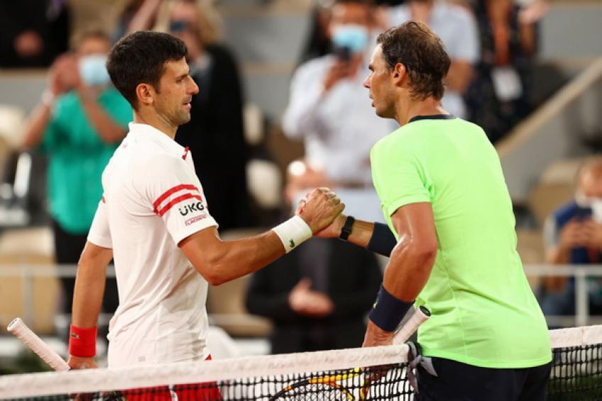 Novak Djokovic: 'vencí a Rafael Nadal en su reino, pero el trabajo aún no está hecho'