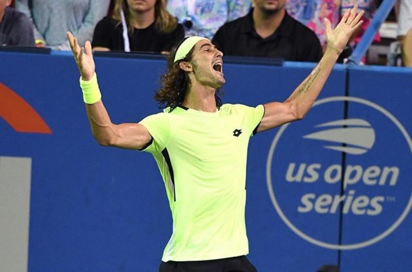 Lloyd Harris recuerda la sorprendente victoria de Rafael Nadal en Washington